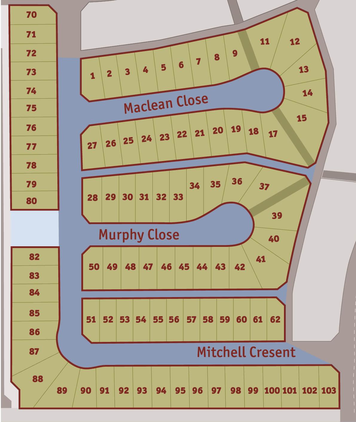 develpment map